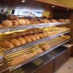 polica za kruh