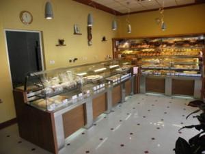 vitrine za pekare